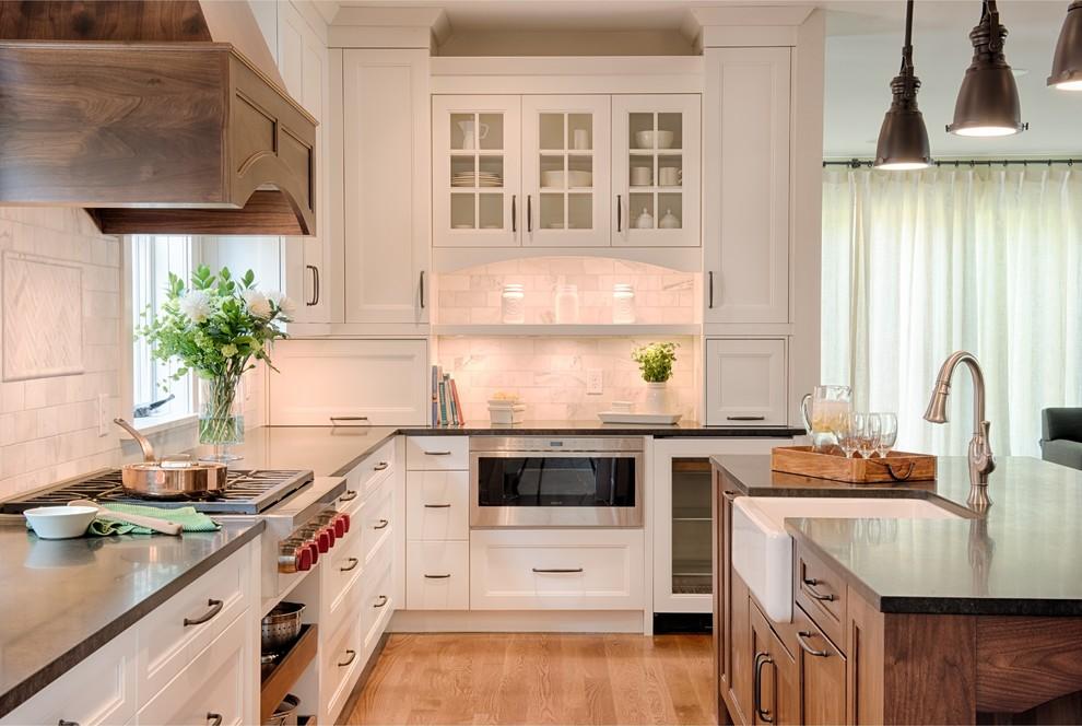 Minnesota Charm - Transitional - Kitchen - Minneapolis ...