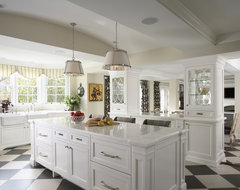 Minnesota Private Residence traditional-kitchen