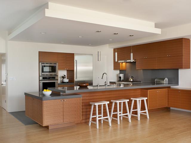Mirabelle Garage - Modern - Kitchen - San Francisco - by ...