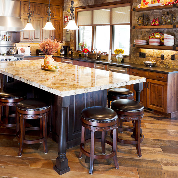 Misc. Cabinets traditional-kitchen