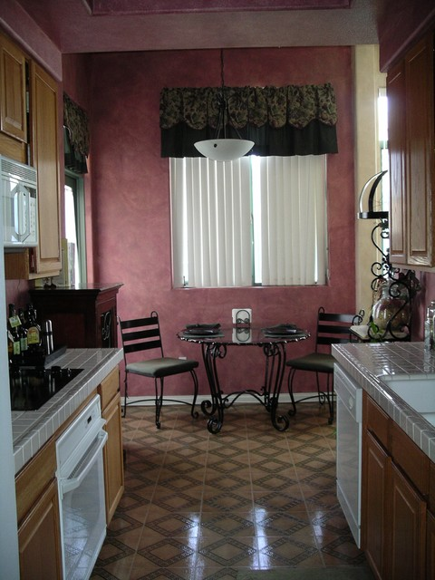 Misc. Design work and concepts traditional-kitchen