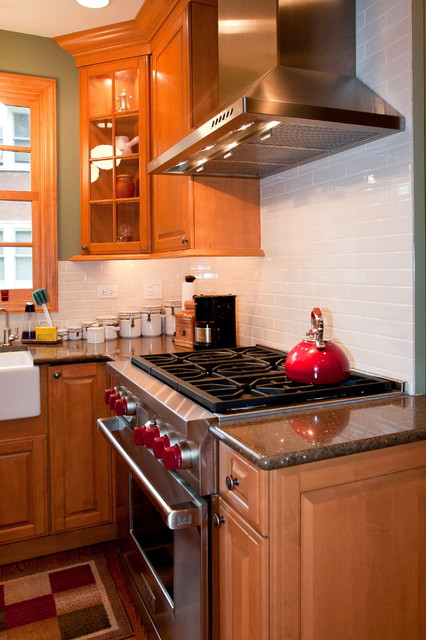Misc. Kitchen Projects traditional-kitchen