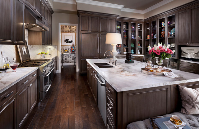 Misc Transitional Kitchen Las Vegas By Michelle Montgomery Interiors