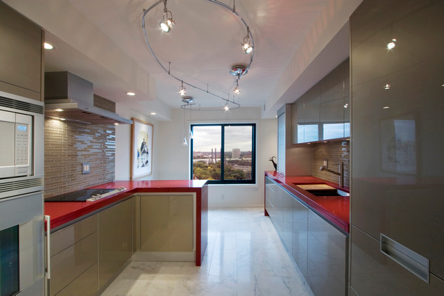 Misc. Projects & Spaces contemporary-kitchen