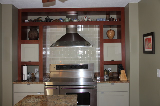 Misc. Projects traditional-kitchen