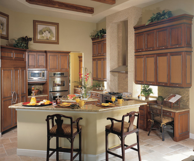 Miscellaneous traditional-kitchen