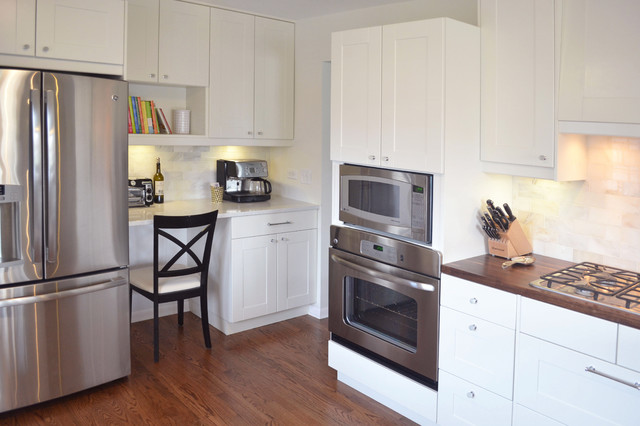 Missele Makeover traditional-kitchen