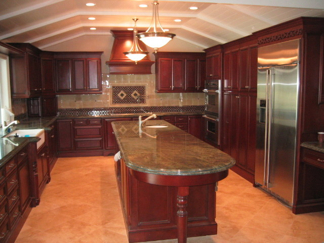Bosch Drawer Microwave >> Mission Viejo Kitchen and Addition - Traditional - Kitchen - orange county - by Hunter ...