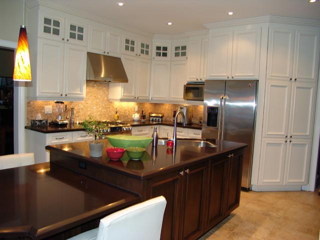 Mississauga Residence Kitchen Renovation