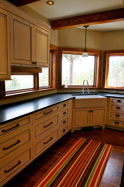 Missoula Remodel traditional-kitchen