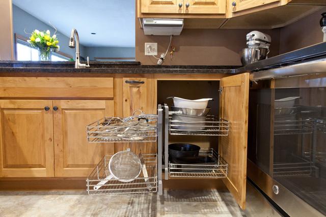 Missoula Small Kitchen