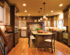 Mix it Up - Rustic Country eclectic kitchen