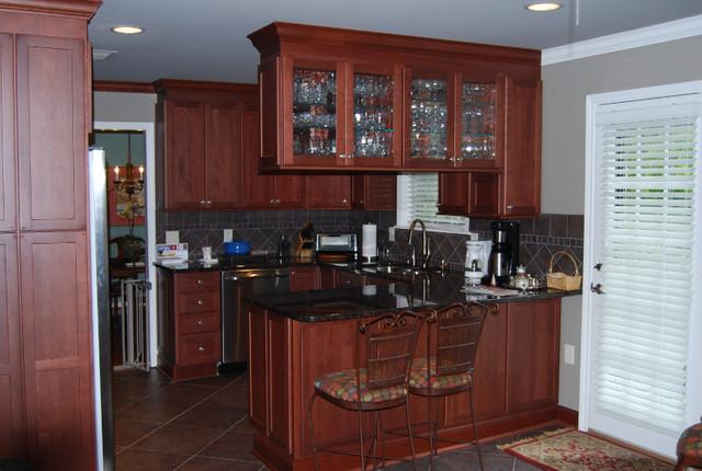 MJ traditional-kitchen