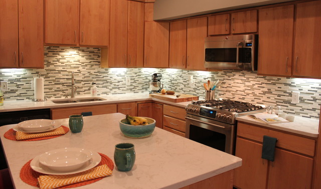 Mk residence traditional kitchen st louis by for Colorado kitchen designs llc