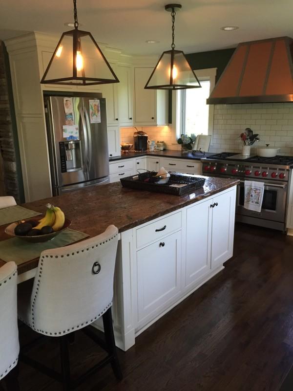 Tracey Shults - Farmhouse - Kitchen