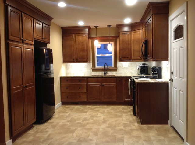 Tracey Shults - Transitional - Kitchen