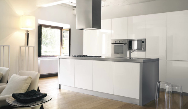ModArt Kitchens contemporary-kitchen