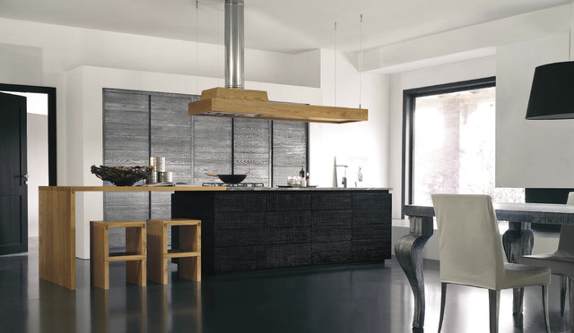 ModArt Kitchens contemporary kitchen
