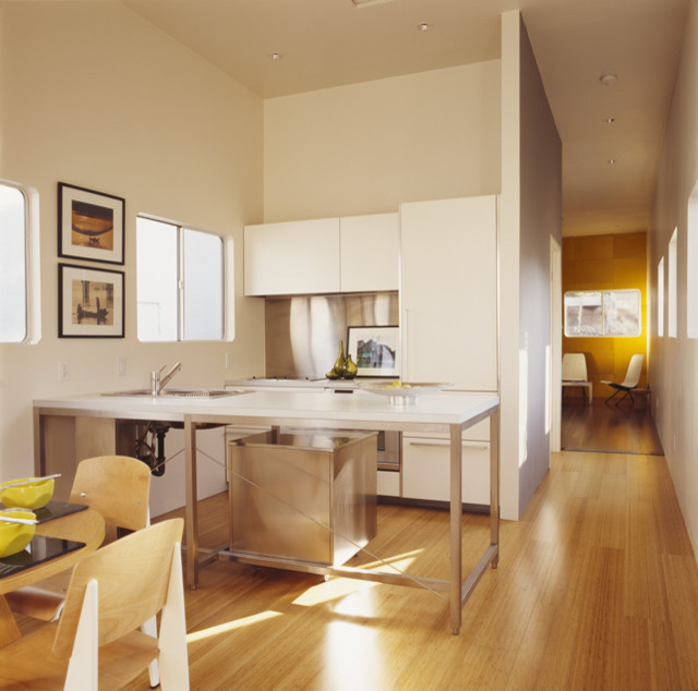Eclectic Kitchens: Los Angeles