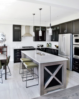 Model Home - The Duffield (Claridge) - Transitional ...