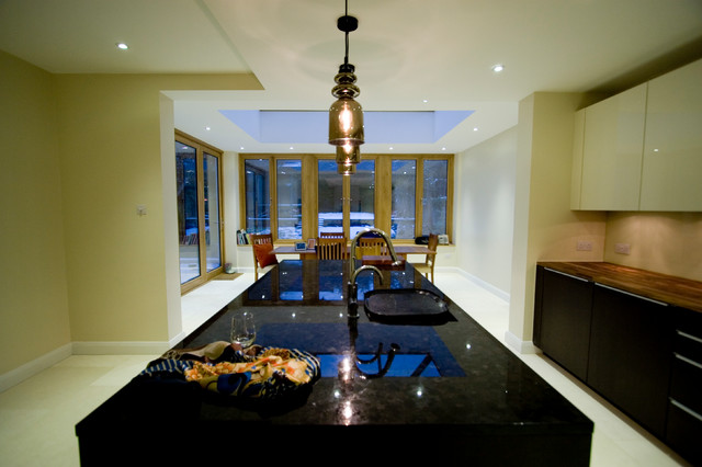 other   traditional   kitchen   london   by model projects ltd