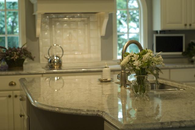 Modern & Classic Main Floor kitchen