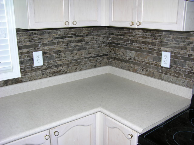 modern backsplash modern kitchen ideas