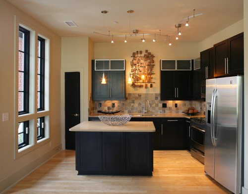 How To Do Kitchen Track Lighting Right