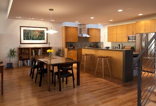 Modern Bamboo Kitchen Modern Kitchen San Diego by Evans – Bamboo Kitchen
