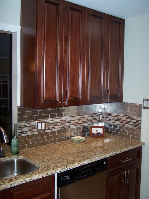 Modern Brandywine Kitchen Traditional Kitchen
