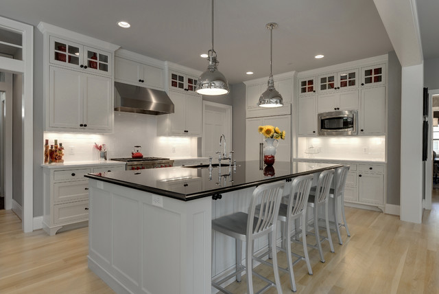Modern Bungalow Craftsman Kitchen Minneapolis By