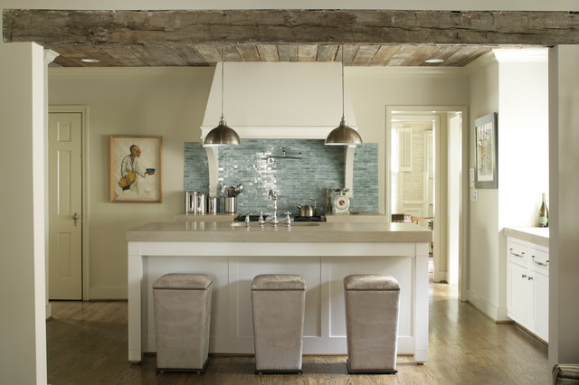 modern kitchen by Structures, Inc.