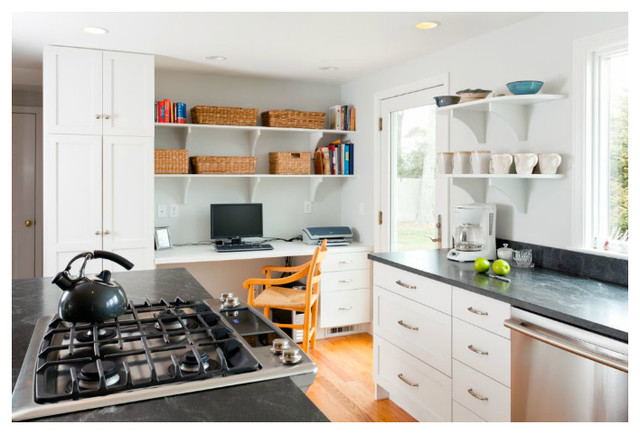 Modern Cape Kitchen Transitional Kitchen Boston By