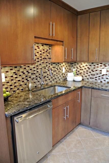 Modern Carmel Kitchen Contemporary Kitchen DC Metro