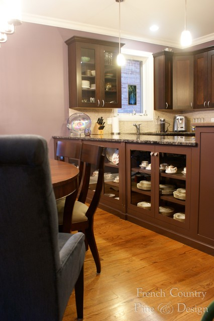 Modern Chicago Brownstone Kitchen Contemporary Kitchen Milwaukee By French Country Pine