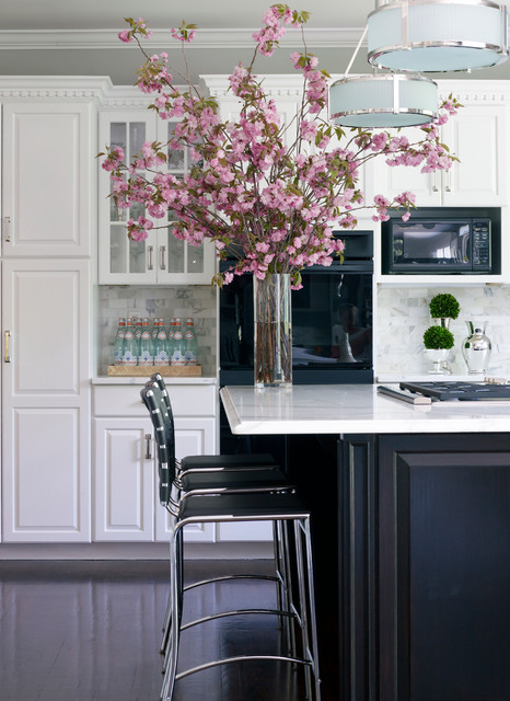 Modern Classic Interiors - Modern - Kitchen - new york - by Susan ...
