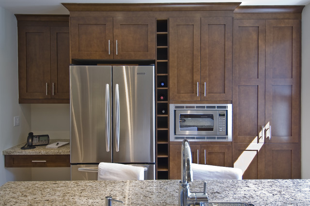 Modern Classic Kitchen - contemporary - kitchen - toronto - by