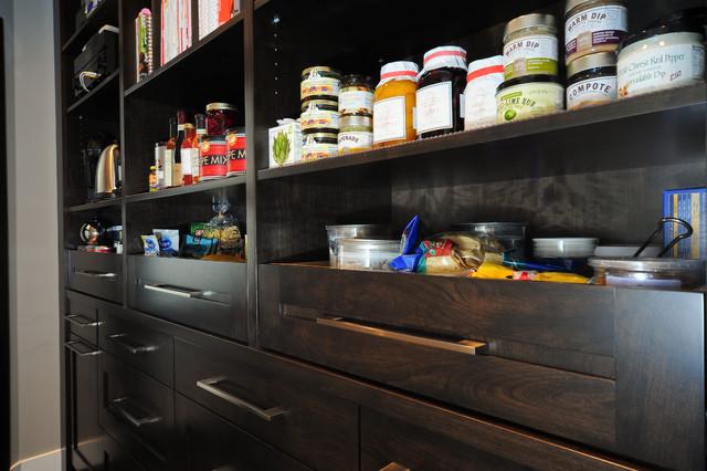 Modern Contemporary Design Contemporary Kitchen Calgary By Kon Strux Developments