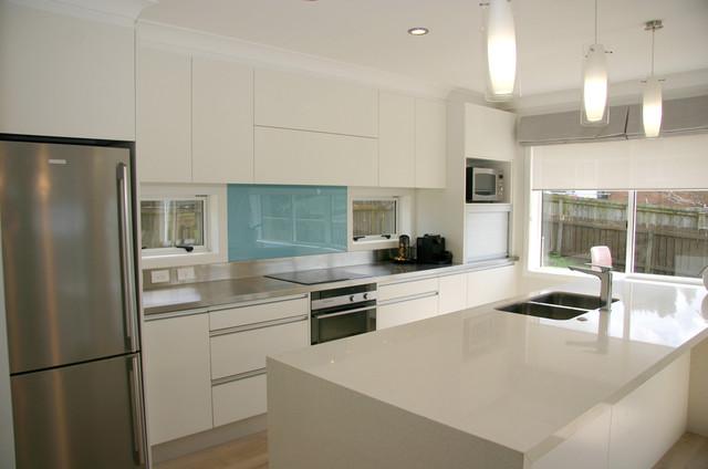 Modern contemporary minimalist kitchen design - Contemporary ...