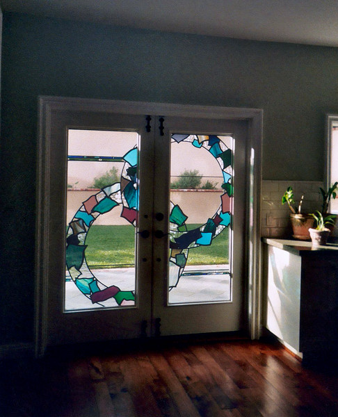 Modern/Contemporary Stained Glass Windows/Doors ...