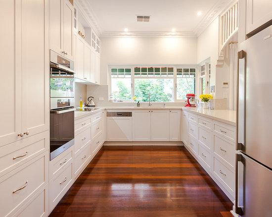 Shaker Style Cabinet Hardware Kitchen Design Ideas, Remodels & Photos