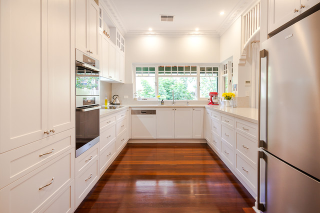 Modern Cottage Kitchen Traditional Kitchen Perth By Interior Rejuvenations