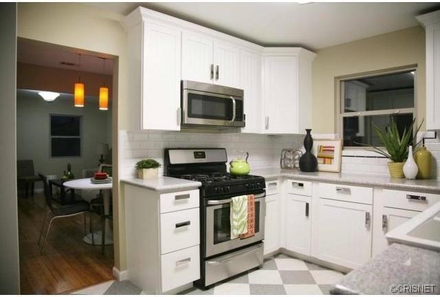 Modern Cottage Kitchen Modern Kitchen Los Angeles By Madison Modern Home