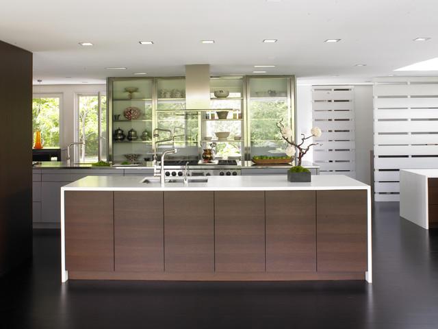 Modern Cottage - Contemporary - Kitchen - Minneapolis - by Streeter & Associates, Inc.