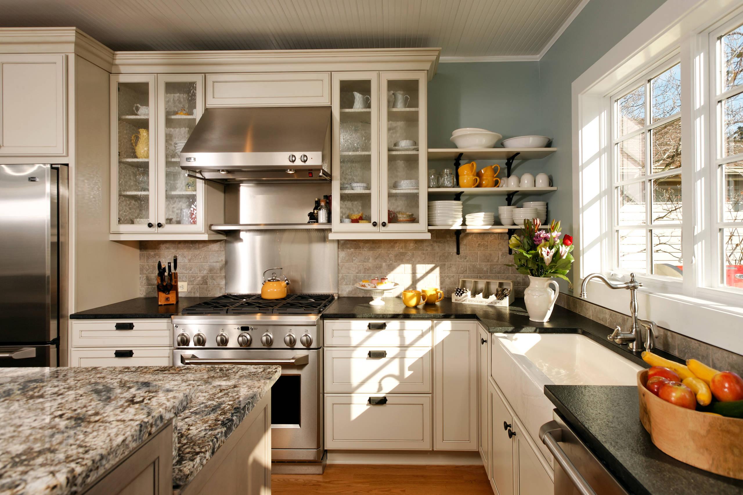 Modern Country Kitchen Houzz