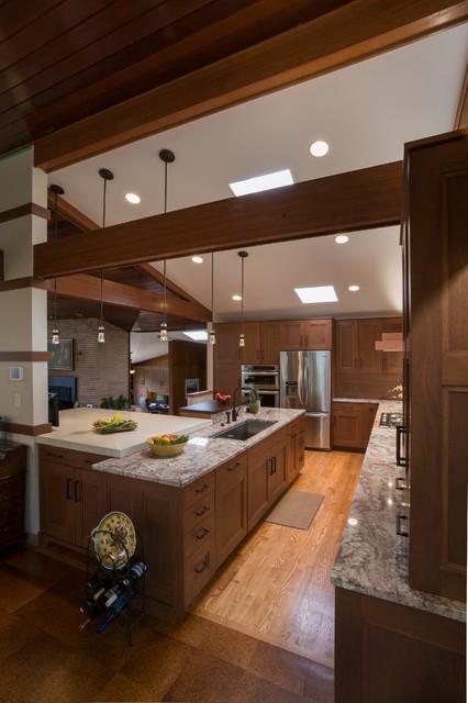 Modern Craftsman Kitchen Design Ideas ~ Modern craftsman kitchen other by giorgi