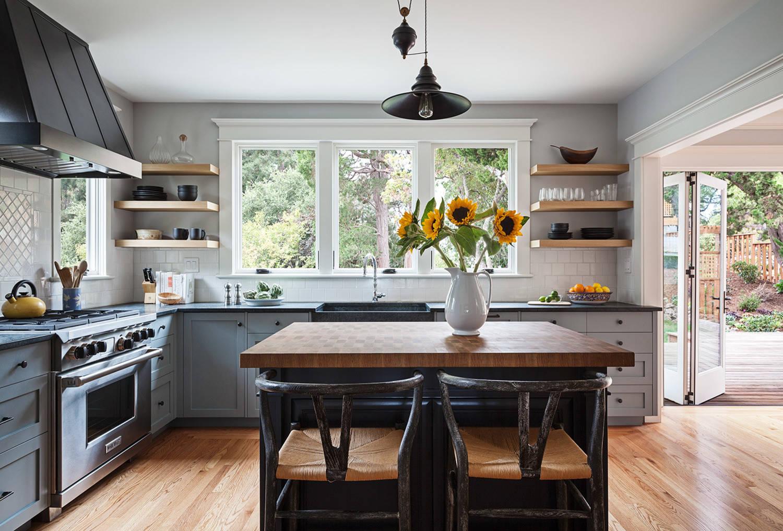 75 Beautiful Craftsman Kitchen Pictures Ideas April 2021 Houzz