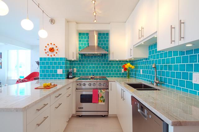 Modern Design Contemporary Kitchen Vancouver By Delmar Millwork Inc
