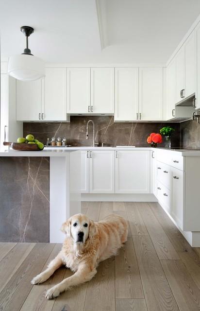 Modern Eclectic Transitional Kitchen Toronto By Jodie Rosen Design