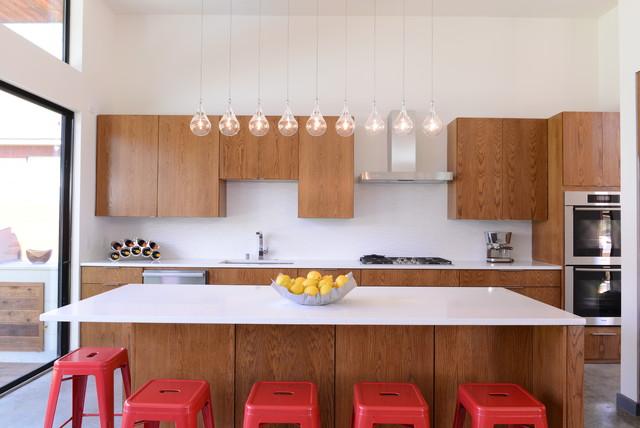 Modern Edge contemporary-kitchen